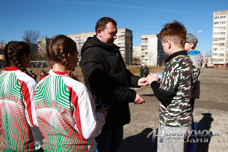 sportivnoe orientirovanie na prizy gazety Novopolock segodnja (26)