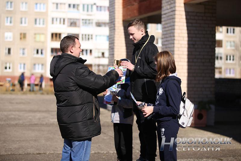 sportivnoe orientirovanie na prizy gazety Novopolock segodnja (27)