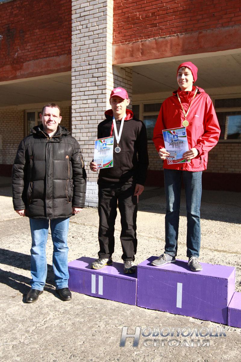 sportivnoe orientirovanie na prizy gazety Novopolock segodnja (28)