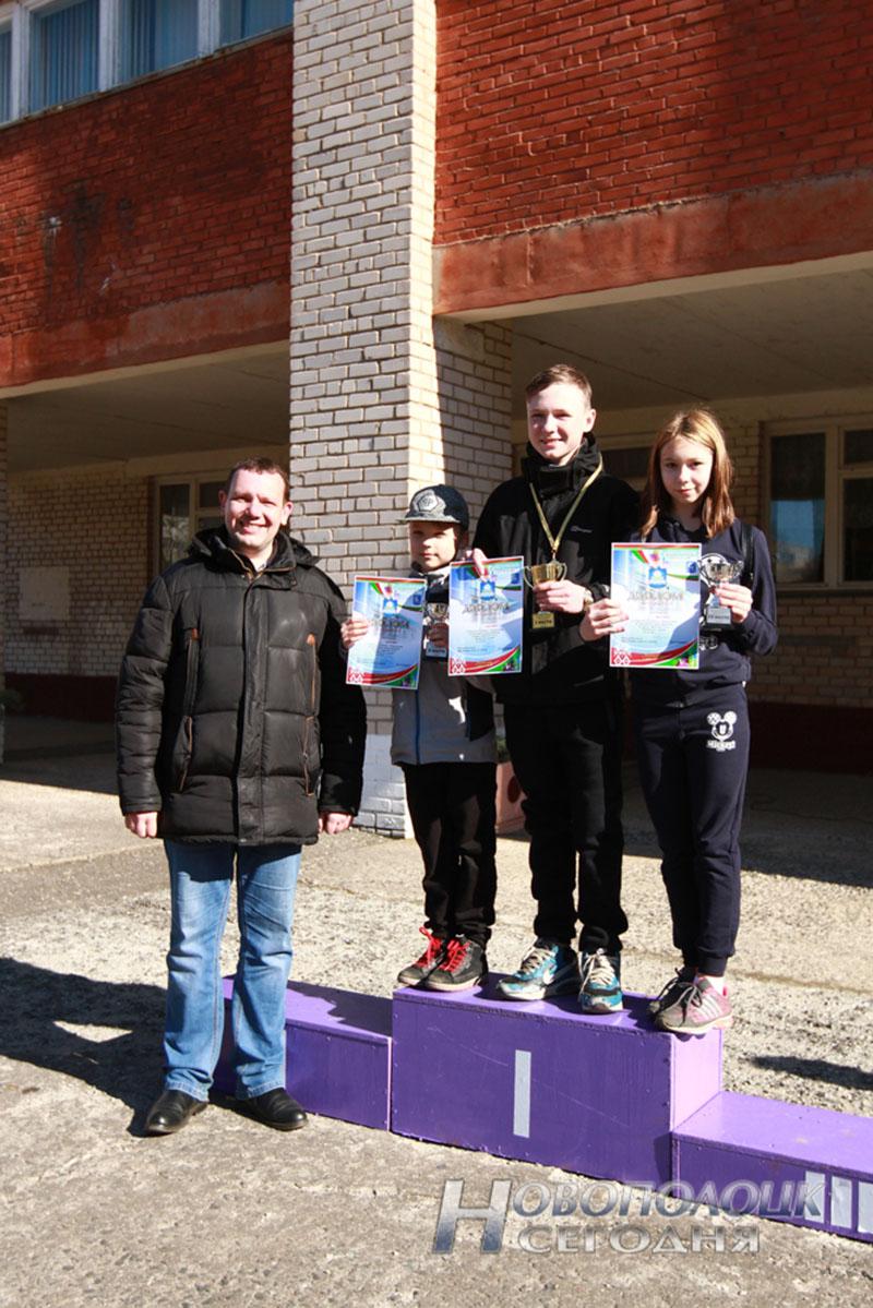 sportivnoe orientirovanie na prizy gazety Novopolock segodnja (29)