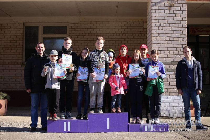 sportivnoe orientirovanie na prizy gazety Novopolock segodnja (30)