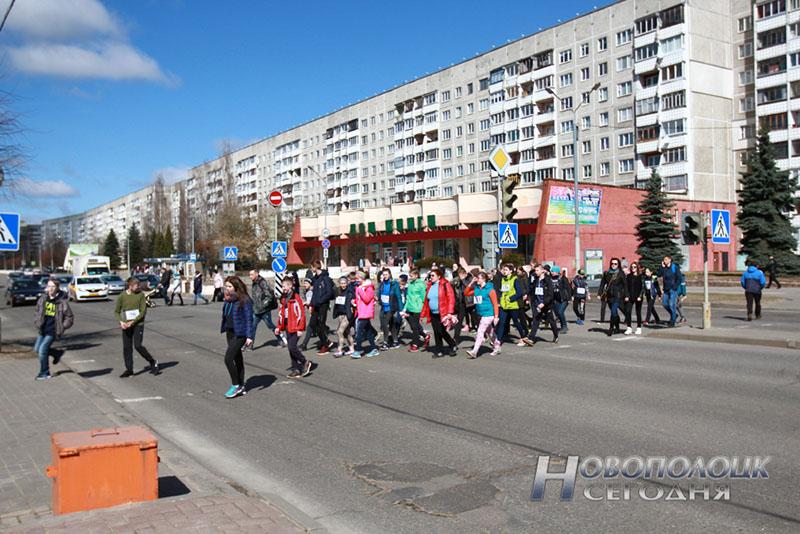 sportivnoe orientirovanie na prizy gazety Novopolock segodnja (4)