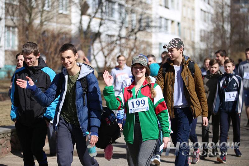 sportivnoe orientirovanie na prizy gazety Novopolock segodnja (5)