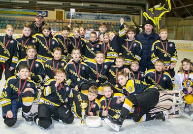 «Химик-2007»– победитель 4-го международного турнира по хоккею сшайбой памяти Л.В. Новожилова