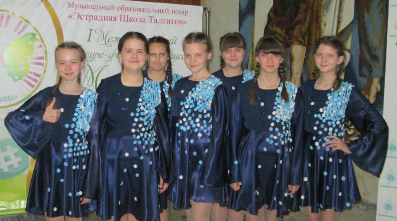 звонкие голоса СШ3 Новополоцка