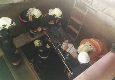 В Новополоцке работник предприятия «Полимир» пострадал при падении в песчаный фильтр
