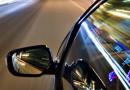 Скоростные режимы водителей на контроле у ГАИ Витебской области