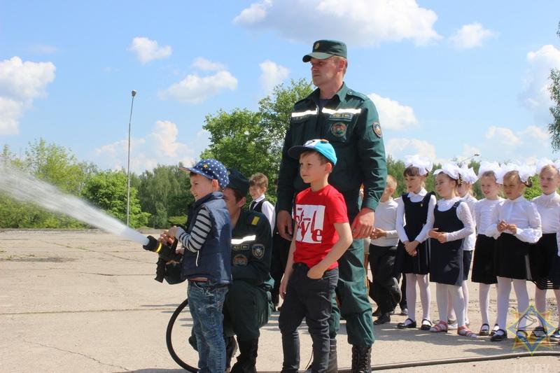 GOChS Novopolocka vo Dvorce detej i molodezhi (12)