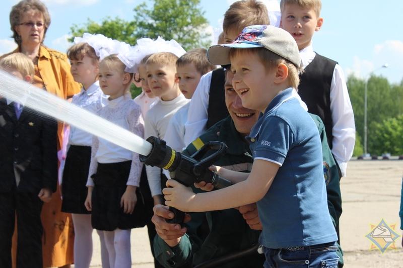 GOChS Novopolocka vo Dvorce detej i molodezhi (13)