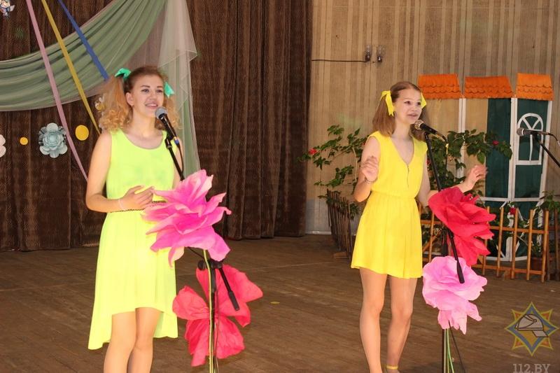 GOChS Novopolocka vo Dvorce detej i molodezhi (2)