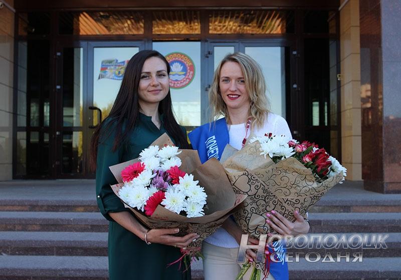 Krivko i Sahonenko v Novopolockom gorispolkome (26)
