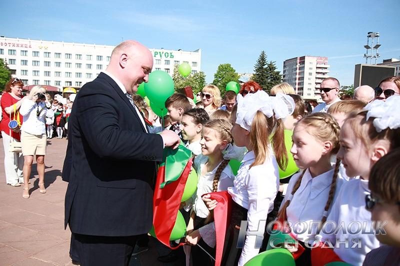 den' gerba i flaga Novopolock (11)