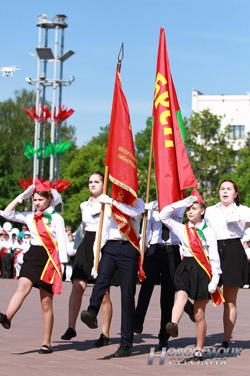 den' gerba i flaga Novopolock (5)