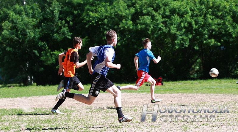 futbol'nyj turnir BRSM Novopolock (2)