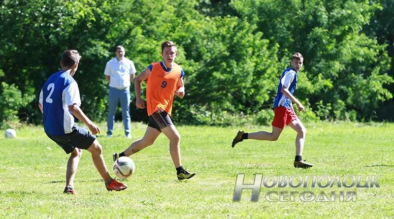 futbol'nyj turnir BRSM Novopolock (3)