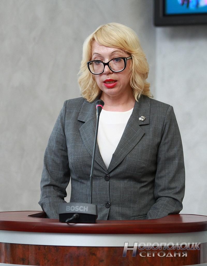 Ирина Каспутис