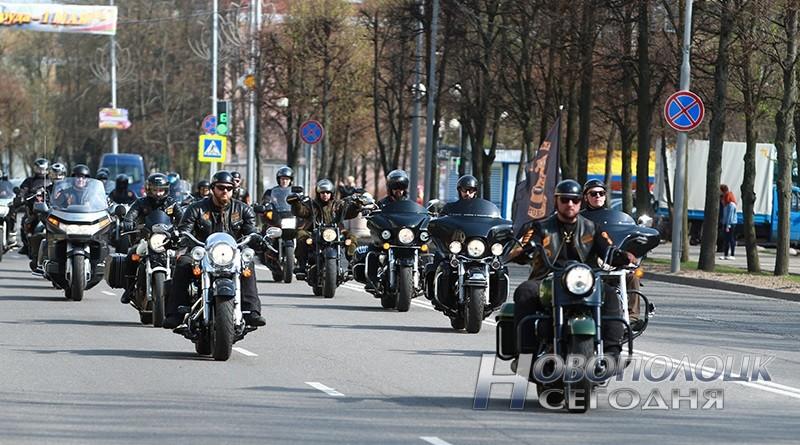 Открытие мотосезона в Новополоцке состоится 20 апреля.