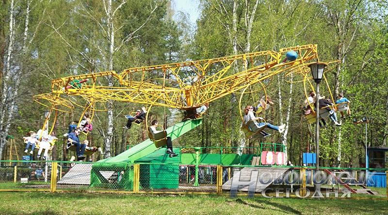 park kul'tury i otdyha Novopolocka (20)