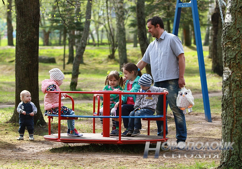 park kul'tury i otdyha Novopolocka (3)