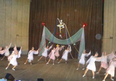 В конкурсе «Танцующий город» приняли участие 23 хореографических коллектива г.Новополоцка