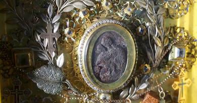 С 22 по 30 июня в Полоцке и Новополоцке будет пребывать Жировичская икона Божией Матери