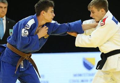 Дзюдоист Новополоцкого УОРа Артем Колосов завоевал золотую награду чемпионата Европы (U-18)
