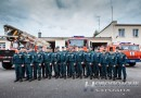 Сегодня пожарная аварийно-спасательная часть №2 отмечает свое 35-летие