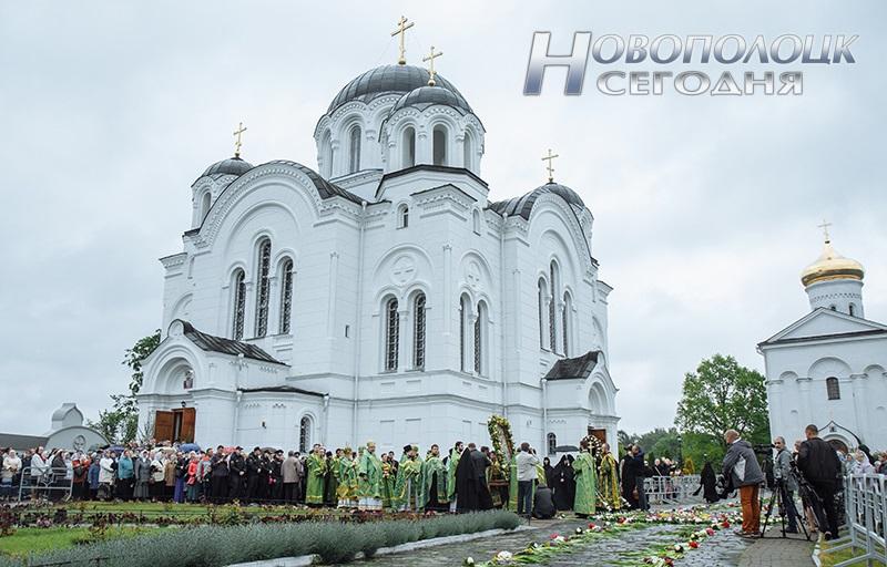 Spaso-Evfrosinievskij zhenskij monastyr'