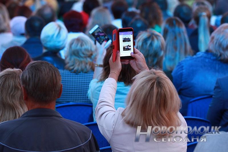 pesnja goda Belarusi v Novopolocke (2)
