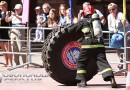 В открытом турнире по пожарному кроссфиту на призы генерального директора ОАО «Нафтан» победу одержали новополочане