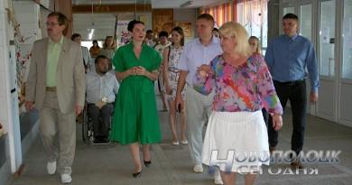 В Новополоцке после реконструкции открылся Дворец детей и молодежи