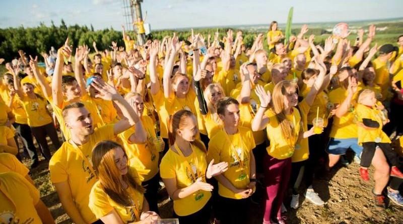 В Витебской области стартовал 4-дневный благотворительный забег в помощь «солнечным» детям