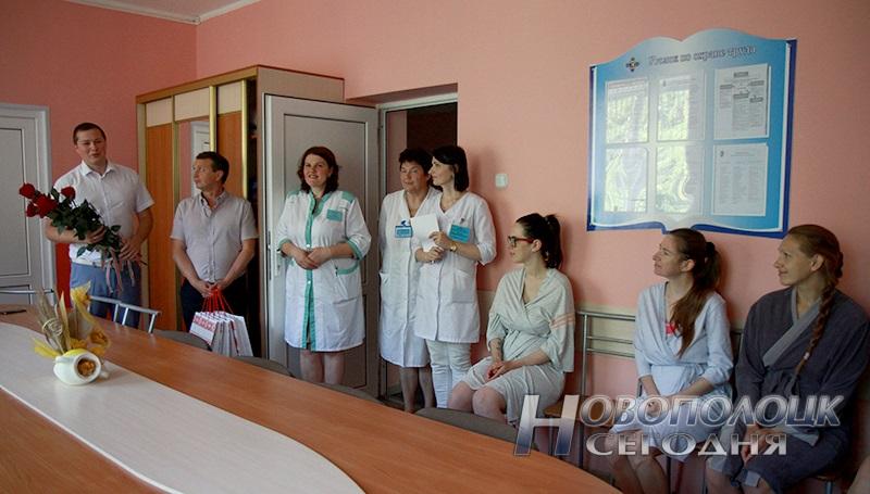 BRSM darim vyshivanki v novopolockom roddome (1)