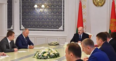 Александр Лукашенко сменил руководство правительства