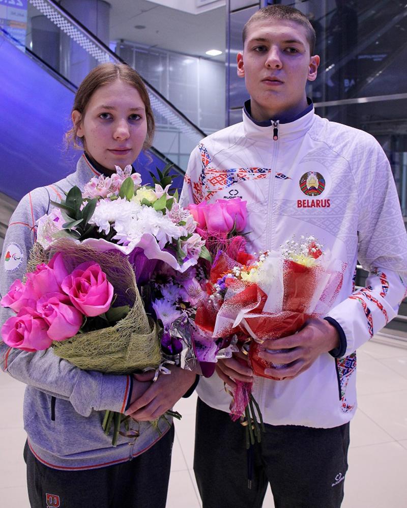 Grigorij i Anastasija Zudilovy