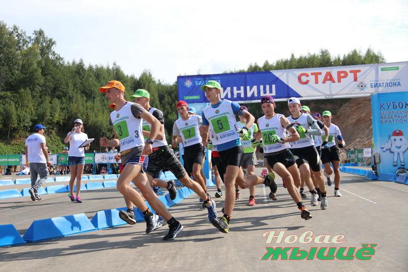 Kubok federacii biatlona v Novogrudke (1)