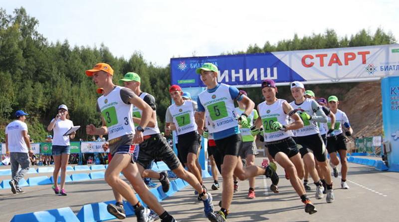 Kubok federacii biatlona v Novogrudke (2)