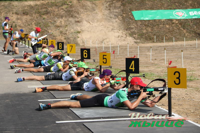 Kubok federacii biatlona v Novogrudke (4)