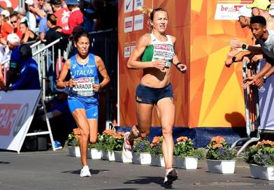 Новополоцкая бегунья Марина Доманцевич установила личный рекорд и заняла 4-е место в марафоне на ЧЕ в Берлине