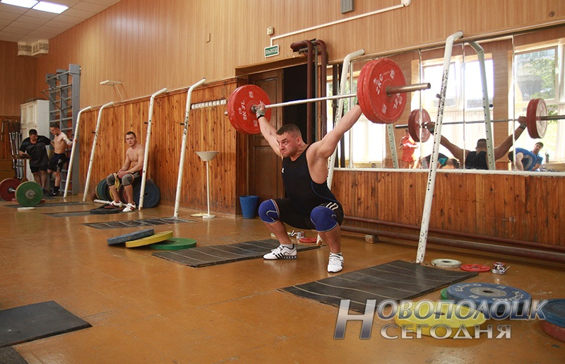 nacional'naja sbornaja Respubliki Belarus' po tjazheloj atletike (1)