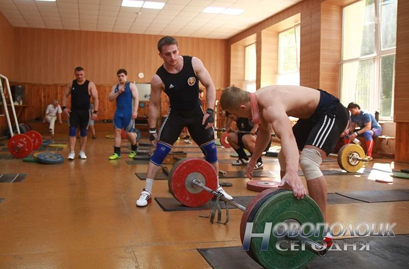 nacional'naja sbornaja Respubliki Belarus' po tjazheloj atletike (4)