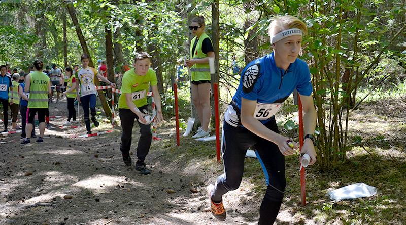 sportivnoe orientirovanie DDM Novopolock (1)