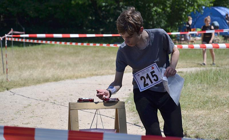 sportivnoe orientirovanie DDM Novopolock (2)