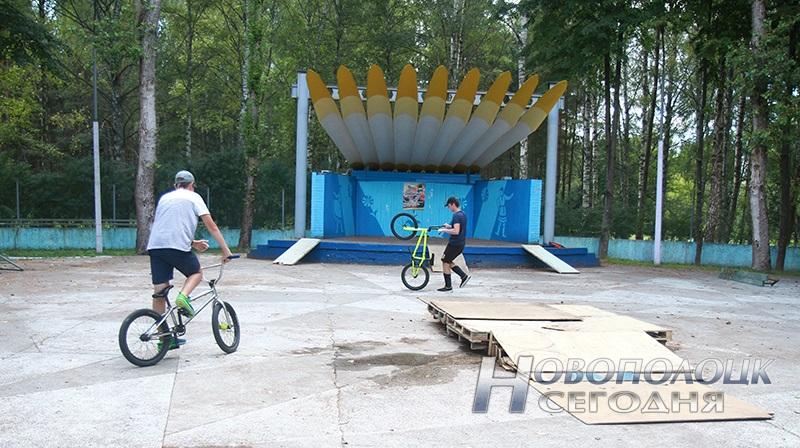velosipednyj motokross v Novopolocke (1)