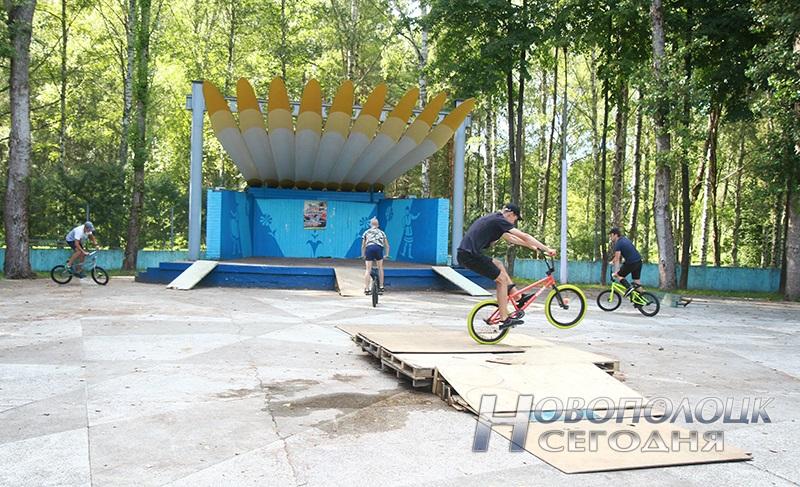 velosipednyj motokross v Novopolocke (2)