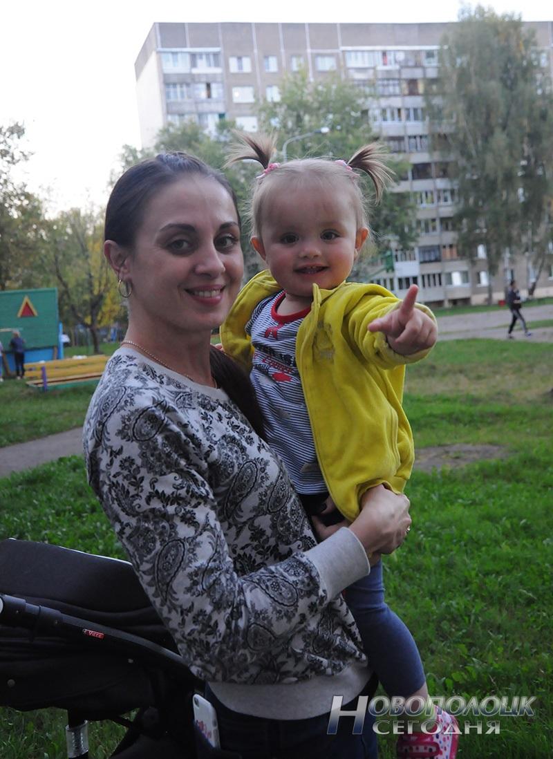 Маргарита Пашанова с дочкой Владиславой