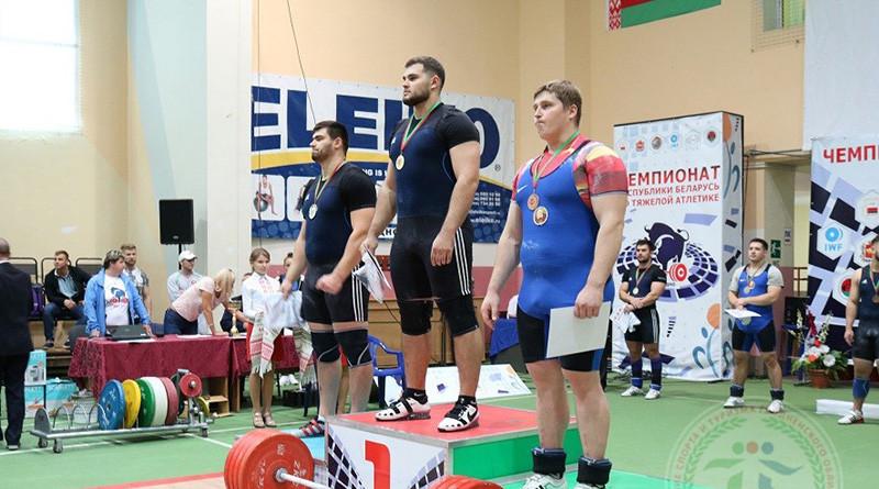 чемпионат по тяжелой атлетике - копия