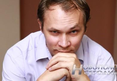 Гость проекта «Особа» – преподаватель Новополоцкого музыкального колледжа Алексей Лубчёнок