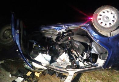 Лобовое столкновение под Новополоцком: погибли два водителя и пассажирка