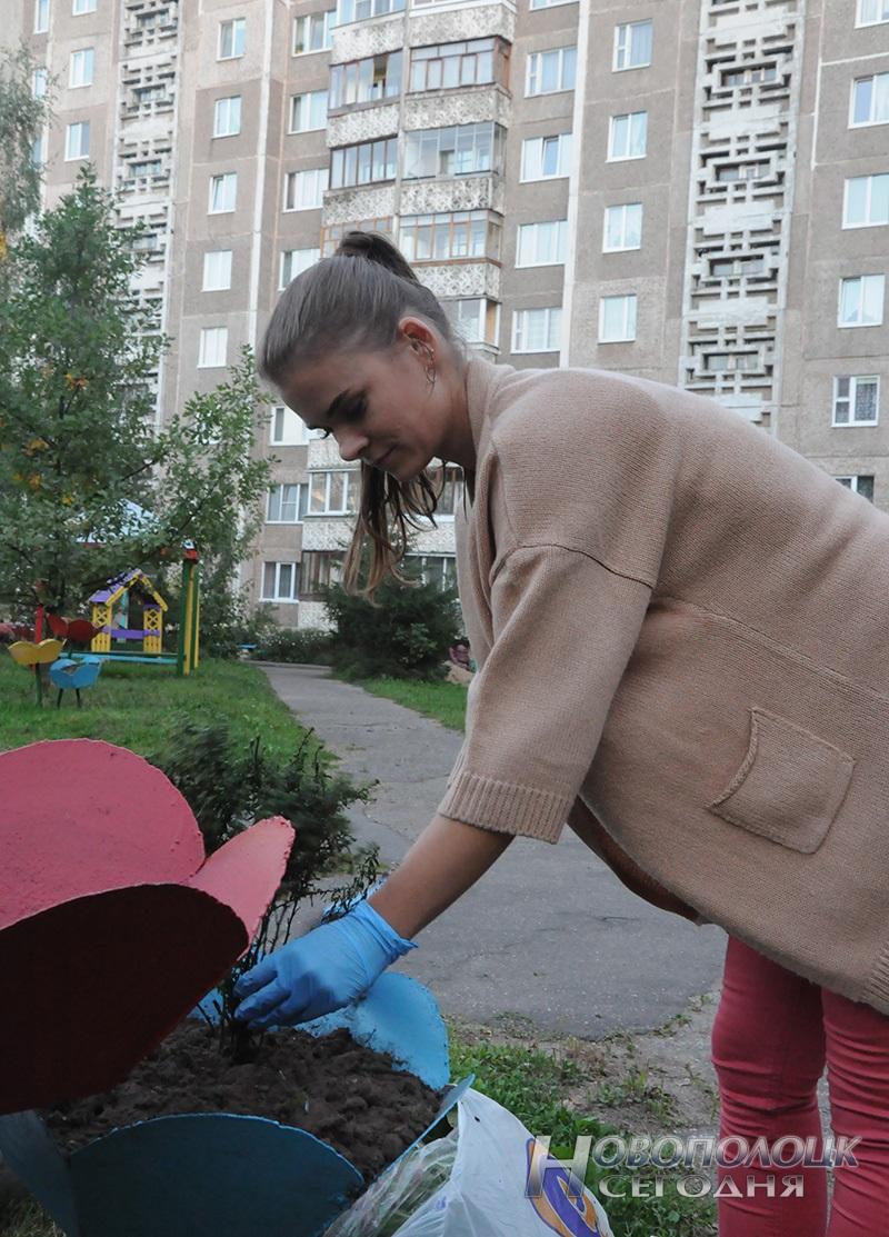 Екатерина Князюк